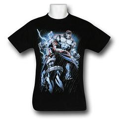 Batman-Bane Rising T-Shirt - The Batman-Bane Rising T-Shirt is made from 100% pre-shrunk cotton.