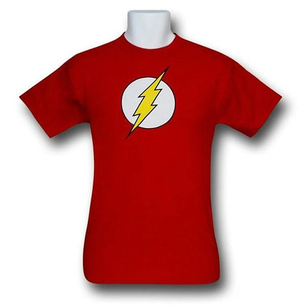 The Flash Symbol T-Shirt
