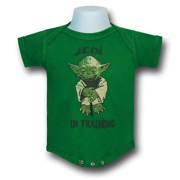 Star Wars Yoda Jedi Training Snapsuit