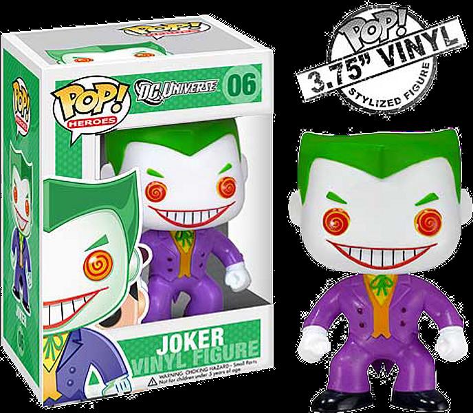 Joker Pop! Vinyl Figure