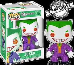 Joker Pop! Vinyl Figure - The Joker Pop! Vinyl Figure might be only 3.75