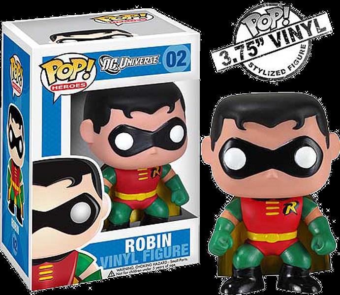 Robin Pop! Vinyl Figure