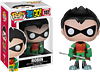 Robin Pop! Vinyl Figure - Teen Titans Go