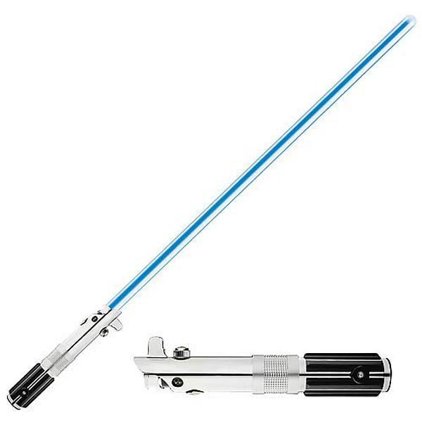 Anakin Skywalker Lightsaber Force FX Removeable Blade