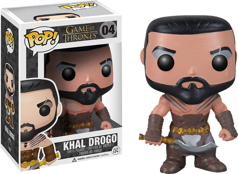 Khal Drogo Pop! Vinyl Figure