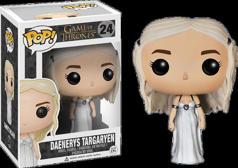 Daenerys Targaryen Pop! Vinyl Figure Wedding Gown