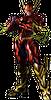 The Flash Variant Figure: Play Arts Kai