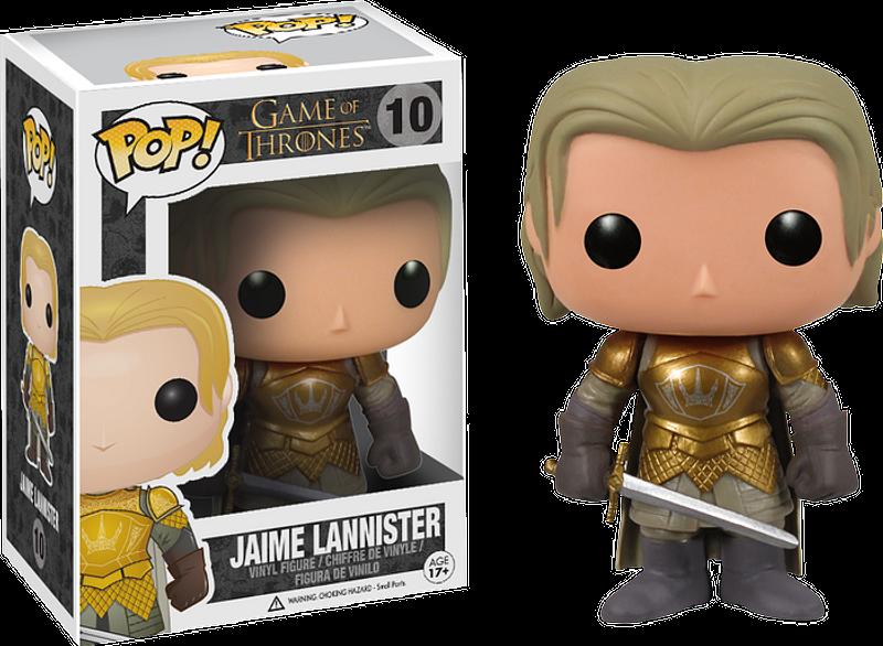 Jaime Lannister Pop! Vinyl Figure - Game of Thrones