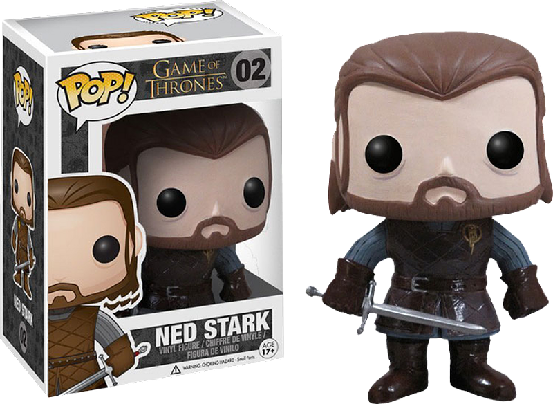 Ned Stark Pop! Vinyl Figure - Game of Thrones