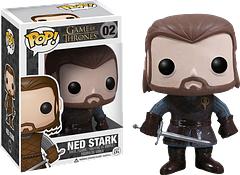 """Ned Stark Pop! Vinyl Figure - Game of Thrones - Eddard """"Ned"""" Stark is the head of House Stark, a loving husband and father and a loyal and honorable friend.  He is also a 3.75"""