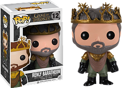 Renly Baratheon Pop! Vinyl Figure - Round up your Pop! Vinyl Game of Thrones collection with this Renly Baratheon figure.Even at 3.75 inches he still reigns supreme, if only for a short time.