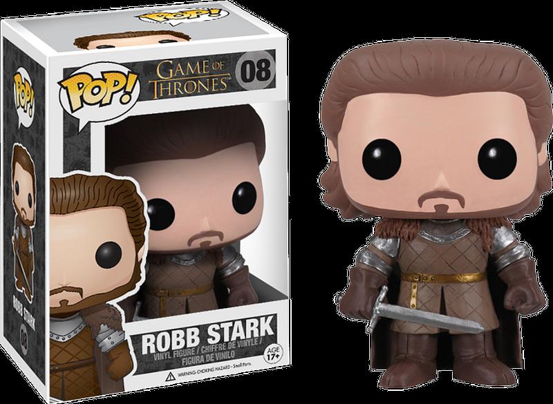 Robb Stark Pop! Vinyl Figure - Game of Thrones