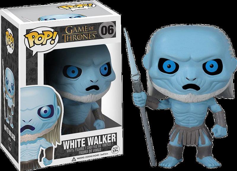 White Walker Pop! Vinyl Figure - Game of Thrones