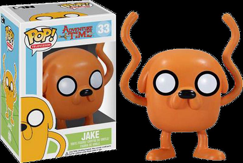 Jake Pop! Vinyl Figure - Adventure Time