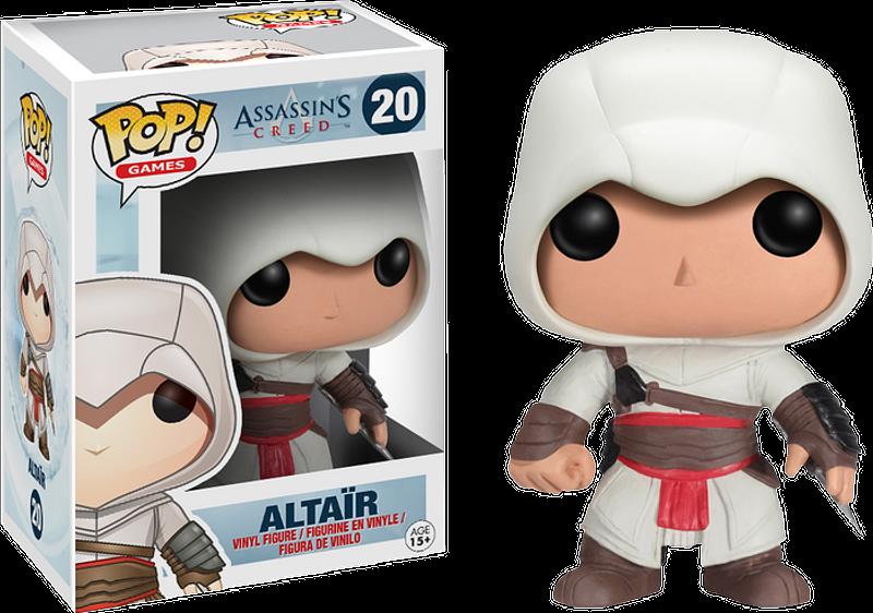 Assassin\'s Creed Altair Pop! Vinyl Figure