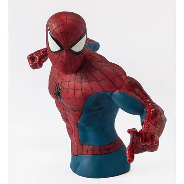 Spider-Man Exclusive Bust Bank