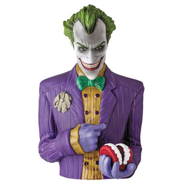 Joker Bust Bank - Arkham Asylum