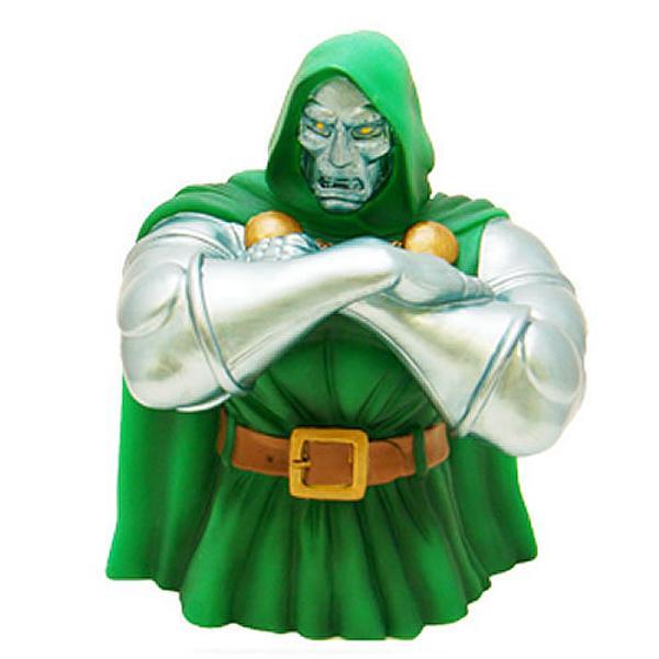 Doctor Doom Bust Bank