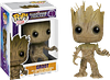 Groot Pop! Vinyl Guardians of the Galaxy Figure