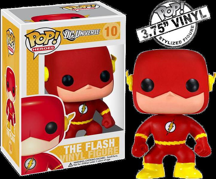 Flash Pop! Vinyl Figure