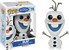 Frozen Olaf Pop! Vinyl Figure - Glitter Edition