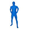 Blue Morphsuit Adult