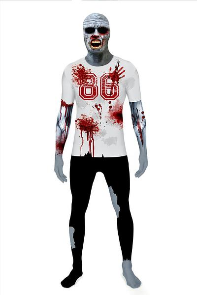 Zombie Morphsuit Adult
