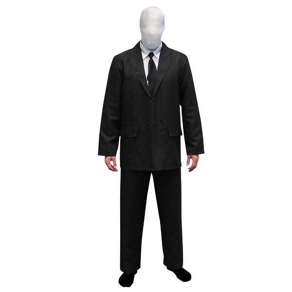 Slenderman Costume Morphsuit