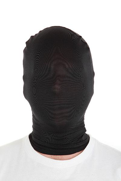 Black Morphsuit Mask