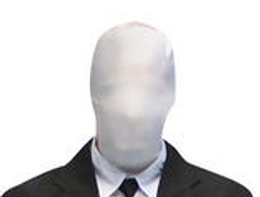 White Morphsuit Mask - For your costuming and cosplaying needs we present the White Morphsuit Mask.We stock the original Morphsuit products because they are quite simply the best quality. You can see through them, drink through them and party in them!These masks look awesome on both men and women and are certainly 'one size fits all'. Not suitable for infants.