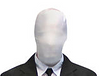 White Morphsuit Mask