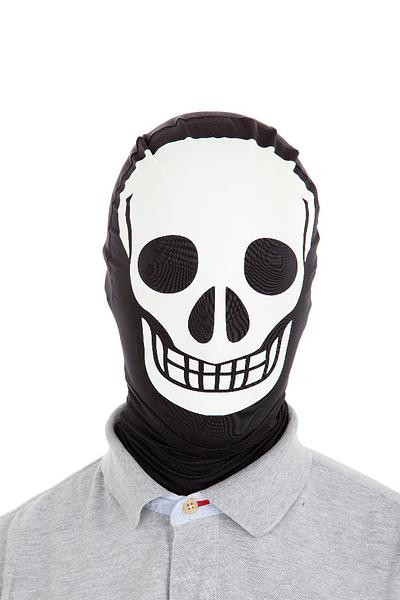 Skeleton Mask by Morphsuits