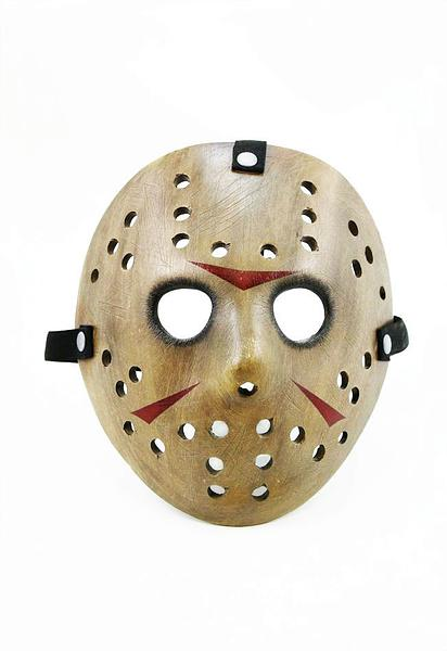 Jason Mask Replica from Friday the 13th Part 3