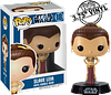 Star Wars Slave Leia Pop! Vinyl Bobble Figure