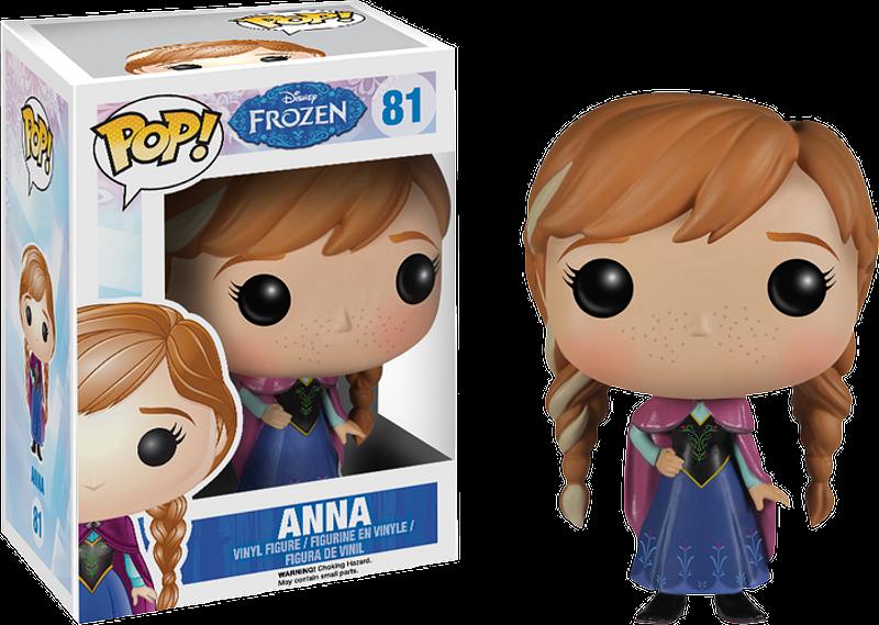 Frozen Anna Pop! Vinyl Figure