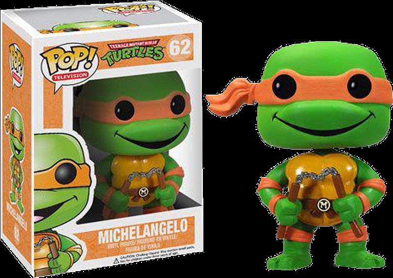 TMNT Michelangelo Pop! Vinyl Figure