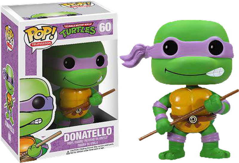 TMNT Donatello Pop! Vinyl Figure