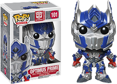 Transformers Optimus Prime Pop! Vinyl Figure - No collection would be complete without a wise and brave leader.  Optimus Prime, leader of the Autobots, just might lead your Transformers Pop! Vinyl collection to greatness.