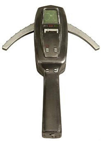Ghostbusters PKE Meter Prop Replica