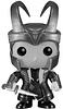 Loki with Helmet Black & White Pop! Vinyl Figure