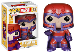 X-Men Magneto Pop! Vinyl Figure - One of the most powerful Mutants in the world is now ready to cause mayhem in your Pop! collection. Standing at 3.75 inches tall, Magneto is ready to join your collection today, perhaps it a good idea to keep him out of the kitchen. He might play havoc with your Aluminium foil.