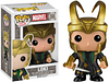 Loki with Helmet Pop! Vinyl Figure
