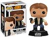 Han Solo Vaulted Pop! Vinyl Bobble Figure